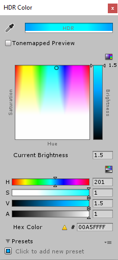 HDR Inspector