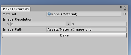 Baking Shaders into Textures